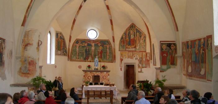 Chiesa di S.Vigilio, Tassullo