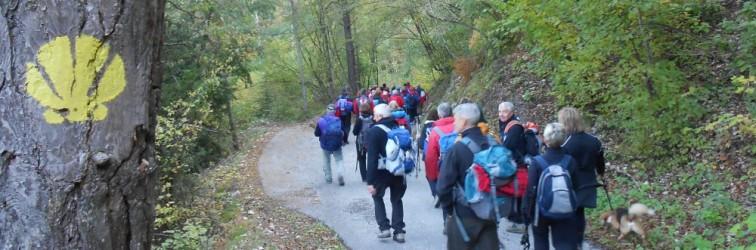 Cammino Jacopeo in Val di Non