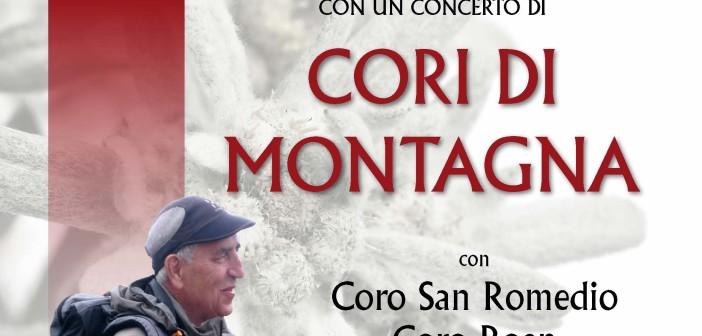 Manifesto Cori di Montagna 2012