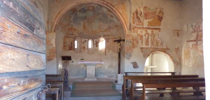chiesetta di S.Bartolomeo a Romeno