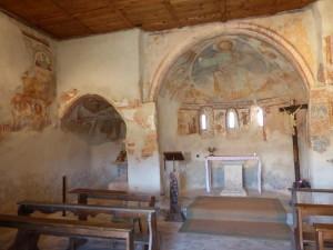 Chiesetta di S.Bartolomeo - Romeno