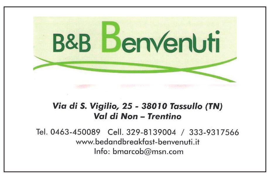 B&B Benvenuti
