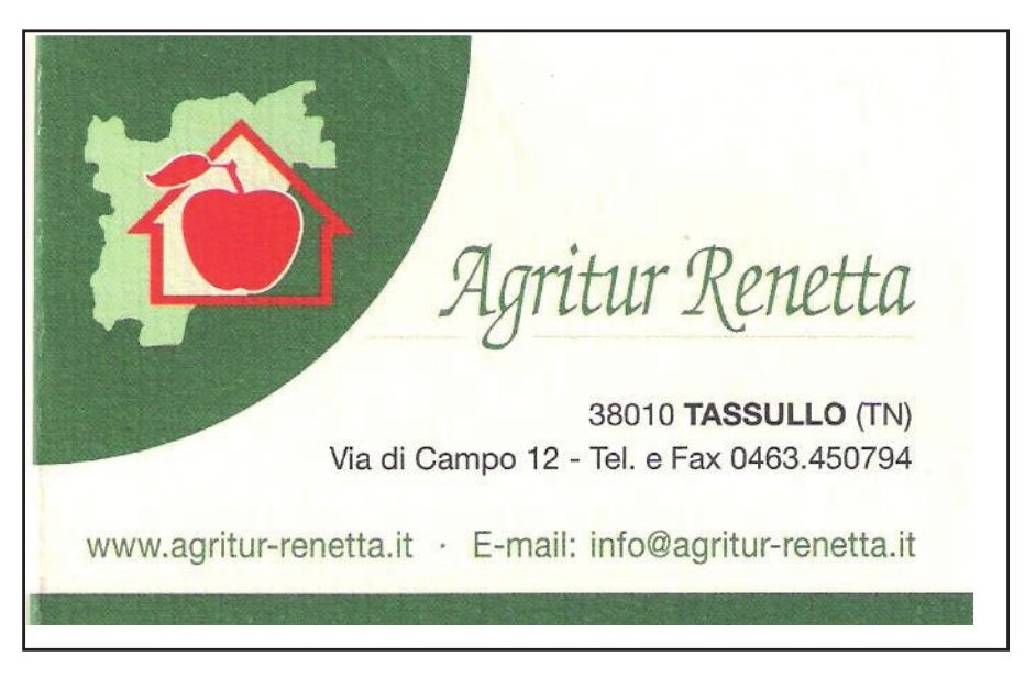 Agritur Renetta