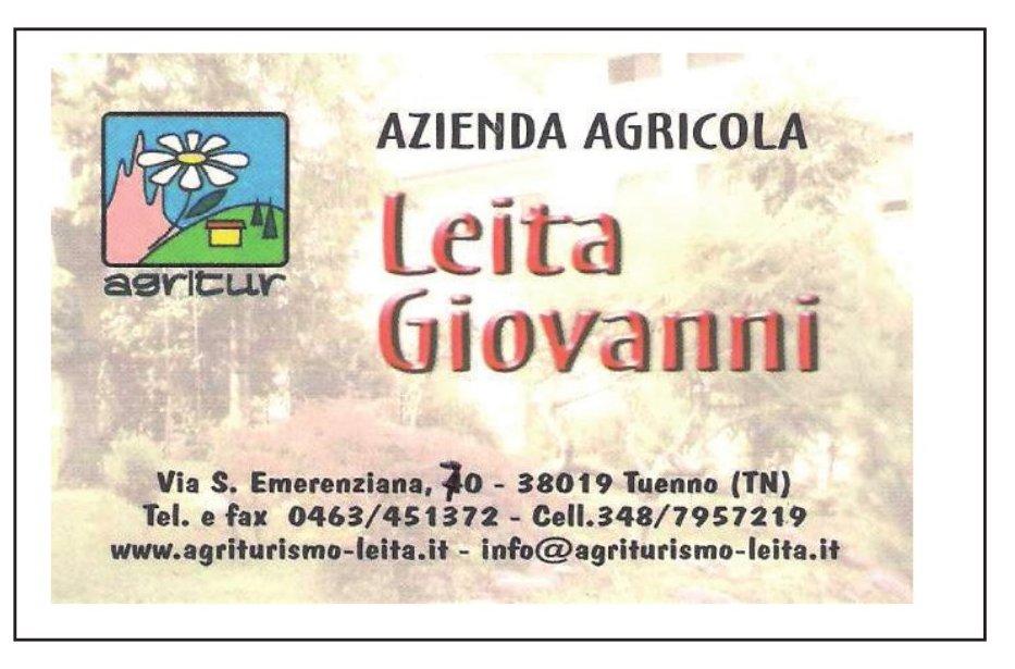 Agriturismo Leita